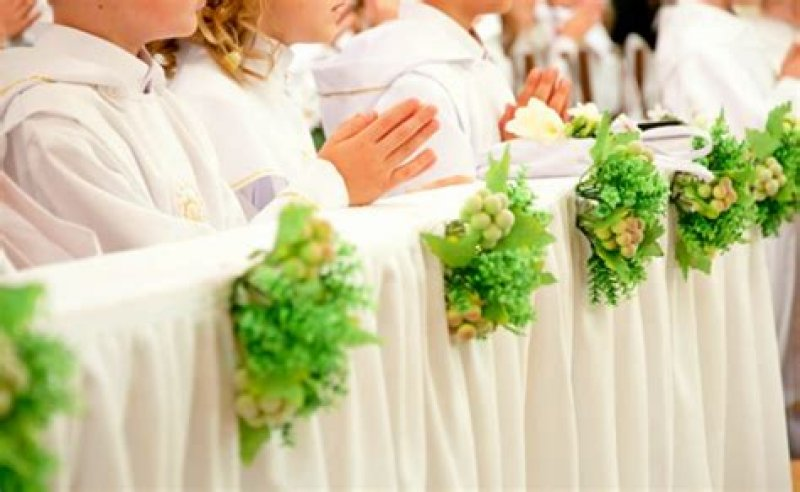 Ideas for holy communion and confirmation parties